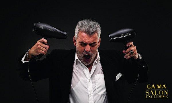 Мастер-класс легенды парикмахерского искусства – El Gitano